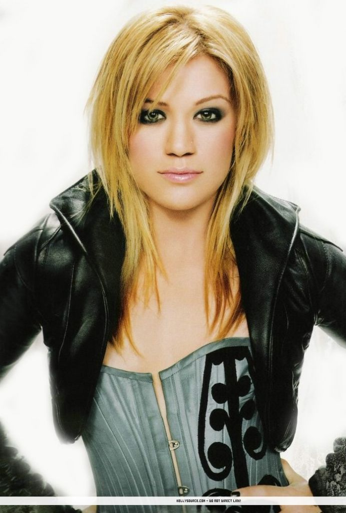 Kelly Clarkson no 1